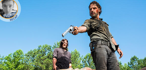 The Walking Dead - Staffel 8, Folge 5: The Big Scary U