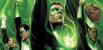 Bild zu:  Green Lantern Corps