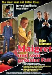 Maigret und sein größter Fall