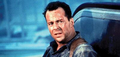 Stirb langsam 2 mit Bruce Willis als John McClane