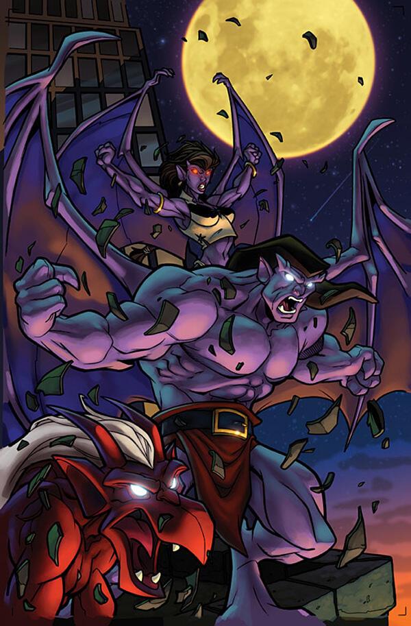 Gargoyles - Auf den Schwingen der Gerechtigkeit