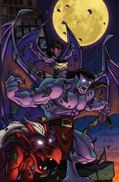 Gargoyles - Auf den Schwingen der Gerechtigkeit - Poster