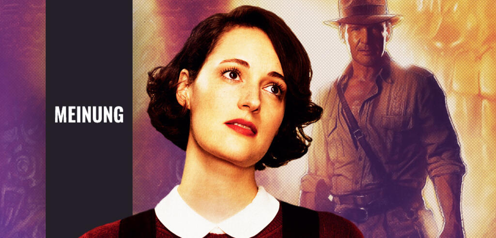 Phoebe Waller-Bridge stößt zu Indiana Jones