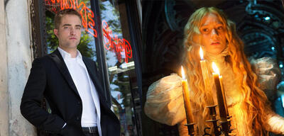 Robert Pattinson (Maps to the Stars)/Mia Wasikowska (Crimson Peak)