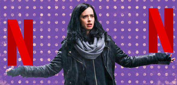 Jessica Jones bei Netflix
