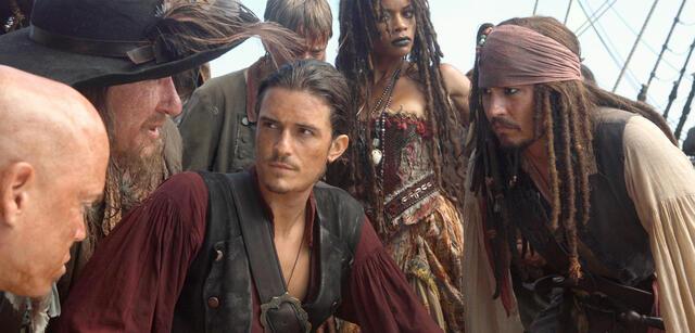 Will Turner inPirates of the Caribbean - Am Ende der Welt