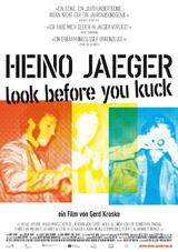 Heino Jaeger - Look Before You Kuck - Poster