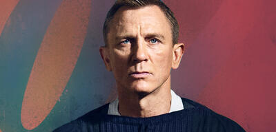 James Bond-Darsteller Daniel Craig