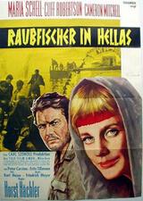 Raubfischer in Hellas - Poster