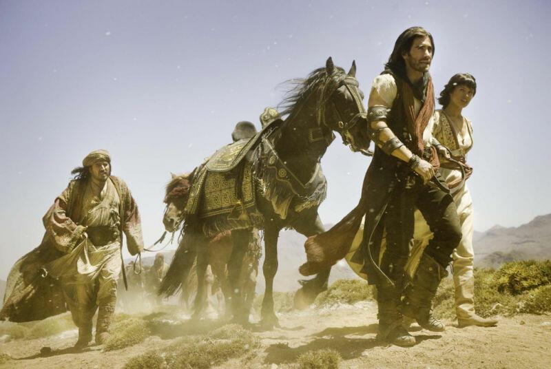 Prince of Persia: Der Sand der Zeit mit Gemma Arterton