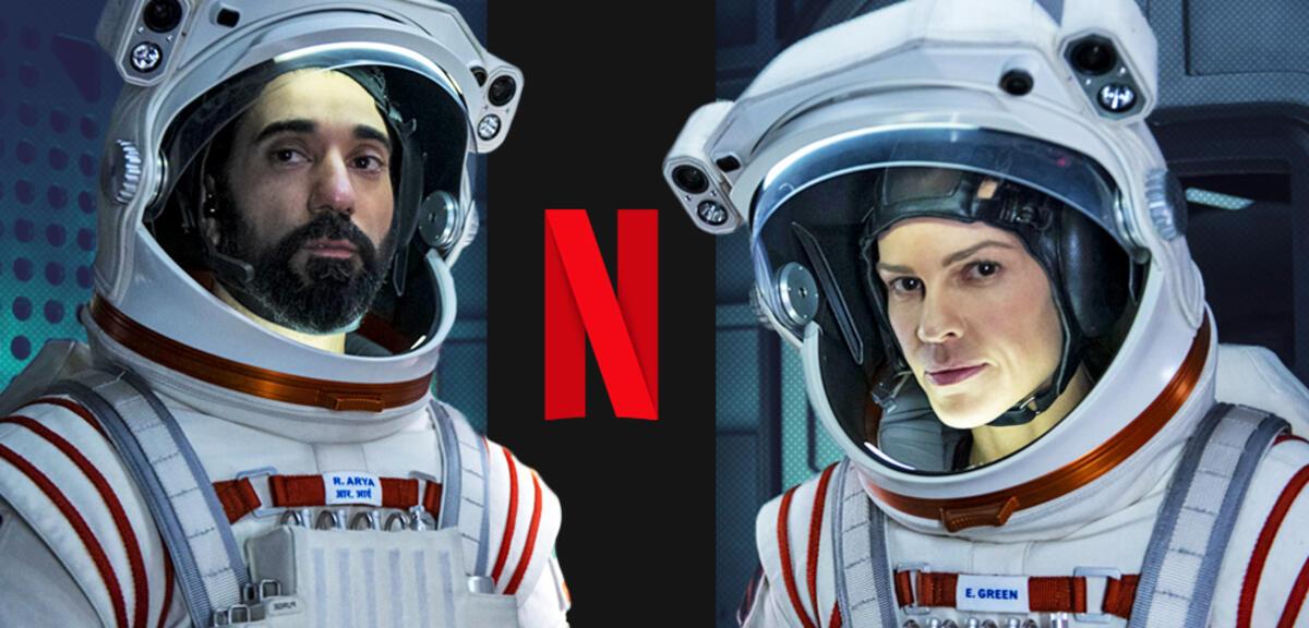 Science Fiction-Nachschub auf Netflix: Hilary Swank auf gefährlicher Mars-Mission