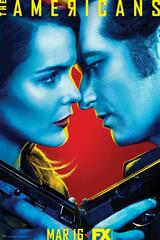 The Americans - Staffel 4 - Poster