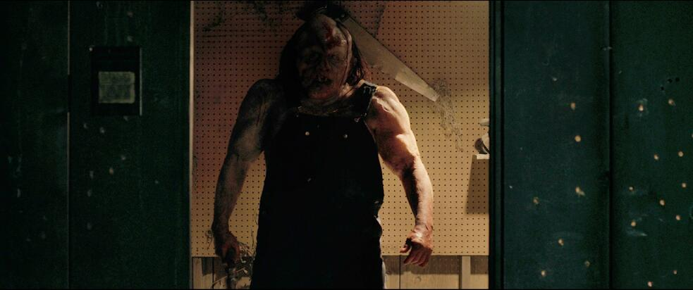 Hatchet - Victor Crowley mit Kane Hodder