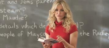 Cameron Diaz als schlechte Lehrerin