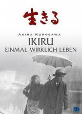 Ikiru - Einmal wirklich leben - Poster