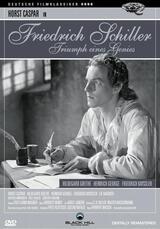 Friedrich Schiller - Der Triumph eines Genies - Poster