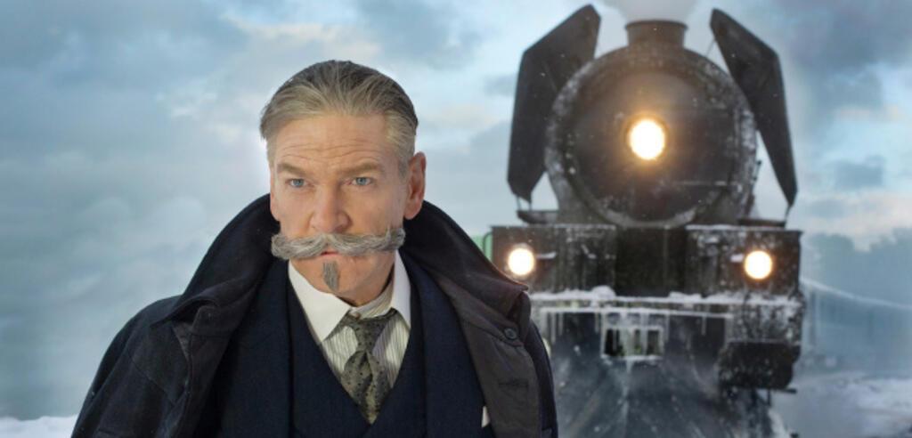 Mord im Orient Express mitKenneth Branagh als Hercule Poirot