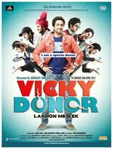 Vicky Donor - Poster