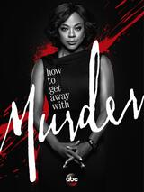 How to Get Away with Murder - Staffel 2 - Poster