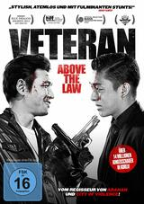 Veteran - Above the Law - Poster