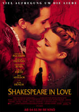 Shakespeare in Love - Poster