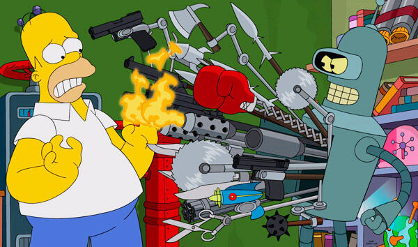 Simpsons 26 Staffel