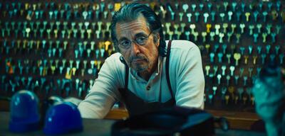 Al Pacino inManglehorn