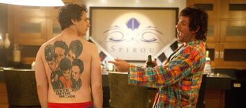 Todd bekommt in der 3.Klasse ein Tattoo