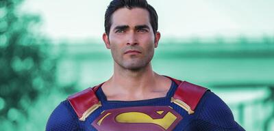 Tyler Hoechlin als Superman im Arrowverse