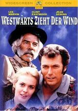 Westwärts zieht der Wind - Poster