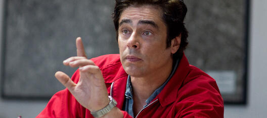 Benicio del toro inherent vice