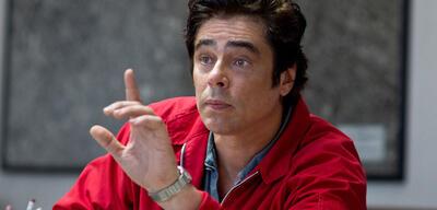 Benicio del Toro in Inherent Vice