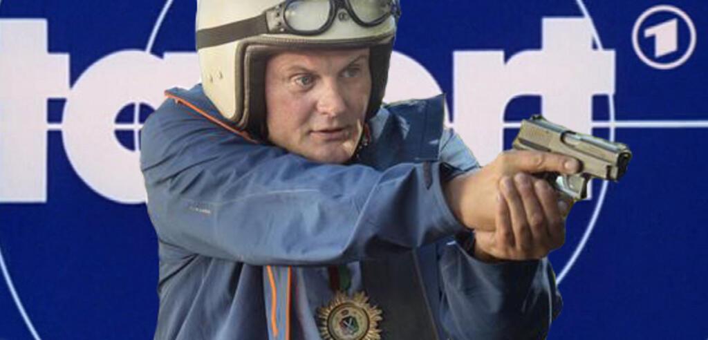 Devid Striesow in Tatort - Melinda