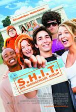 S.H.I.T. - Die Highschool GmbH Poster