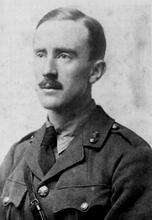 Poster zu J.R.R. Tolkien