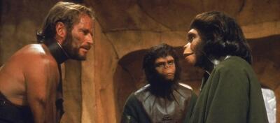 Planet der Affen um 20:15 Uhr auf Arte