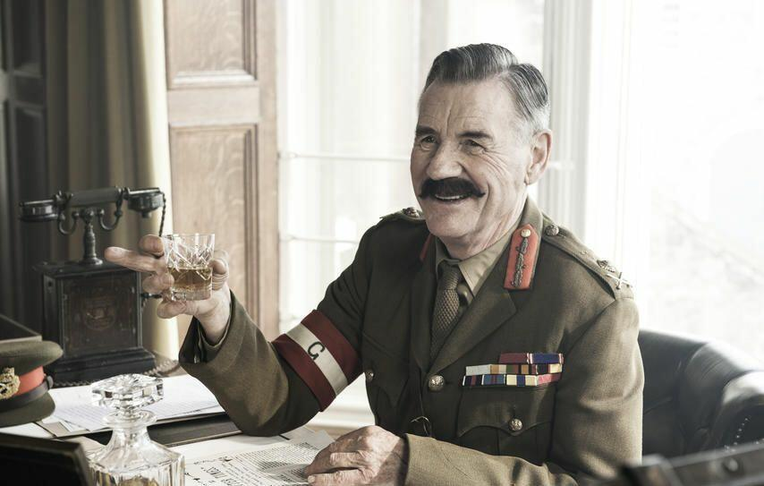 The War Is Not Funny, Sir! mit Michael Palin