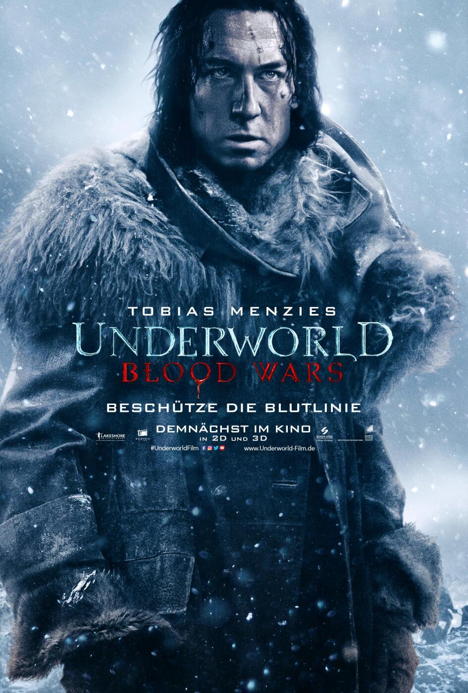 Underworld Blood Wars Besetzung