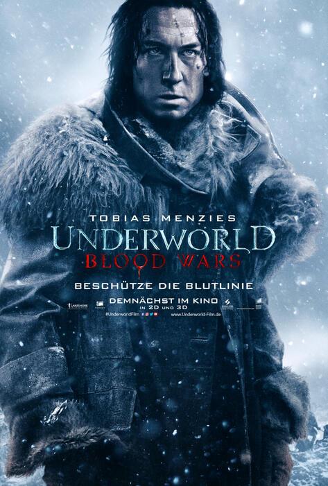 Underworld 5: Blood Wars mit Tobias Menzies