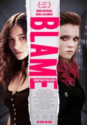 Blame - Verbotenes Verlangen Poster