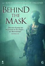 Behind the Mask Poster