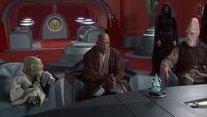 Star Wars: Episode II - Angriff der Klonkrieger mit Samuel L. Jackson
