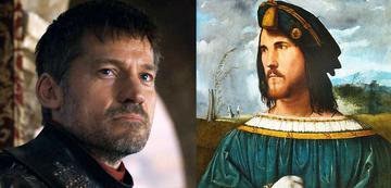 Jaime vs. Cesare Borgia