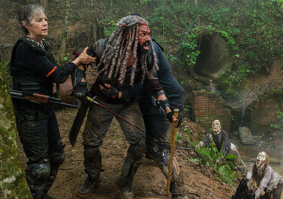 The Walking Dead Staffel 8 Folge 15