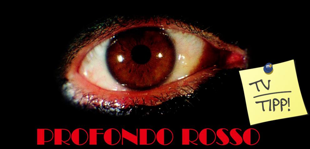 Profondo Rosso - Farbe des Todes