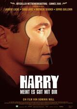 Harry meint es gut mit dir - Poster