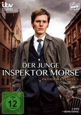Der junge Inspektor Morse - Staffel 1 - Poster