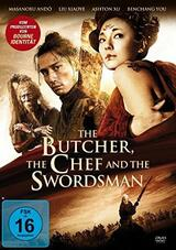 The Butcher, the Chef and the Swordsman - Poster