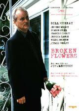 Broken Flowers - Poster
