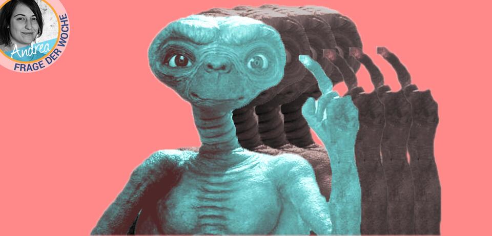 E.T. - Ein Muss für jede DVD-Sammlung?